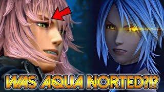 Kingdom Hearts 3 Aqua-Nort Explained + Marluxia