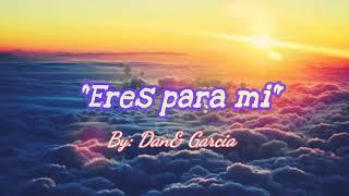 """""""Eres para mi"""" Instrumental rap romántico con letra Gian Beats en la instrumental"""