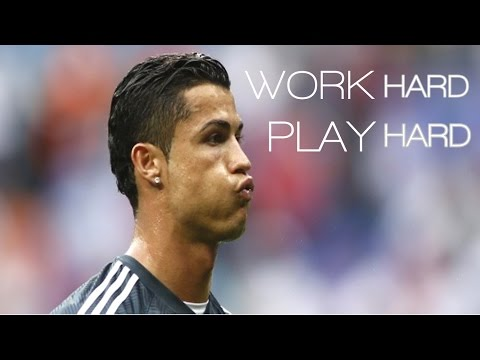 Cristiano Ronaldo / Work Hard Play Hard / HD