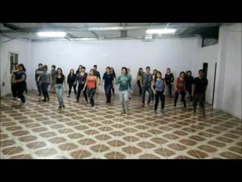 Novo Desafio - Banda Vingadora Coreografia