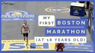 I ran sub-2:50 at the 2019 Boston Marathon (18 years old)