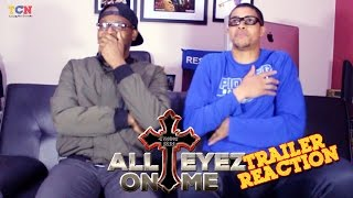 All Eyez On Me (2pac Movie 2017) Trailer Reaction
