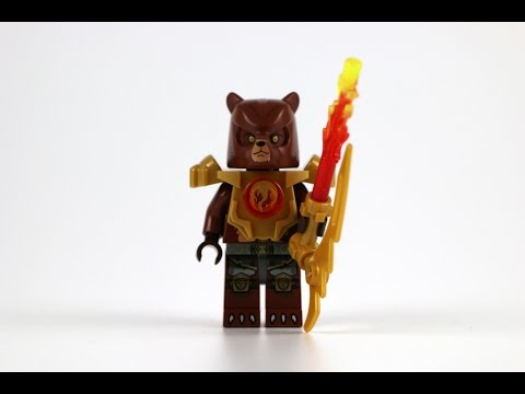End of LEGO Chima: Final Bulkar Minifigure 2016! - YouTube