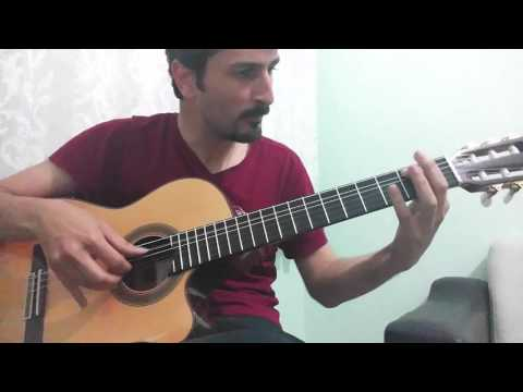 THE GODFATHER (Instrumental Classical Guitar cover)