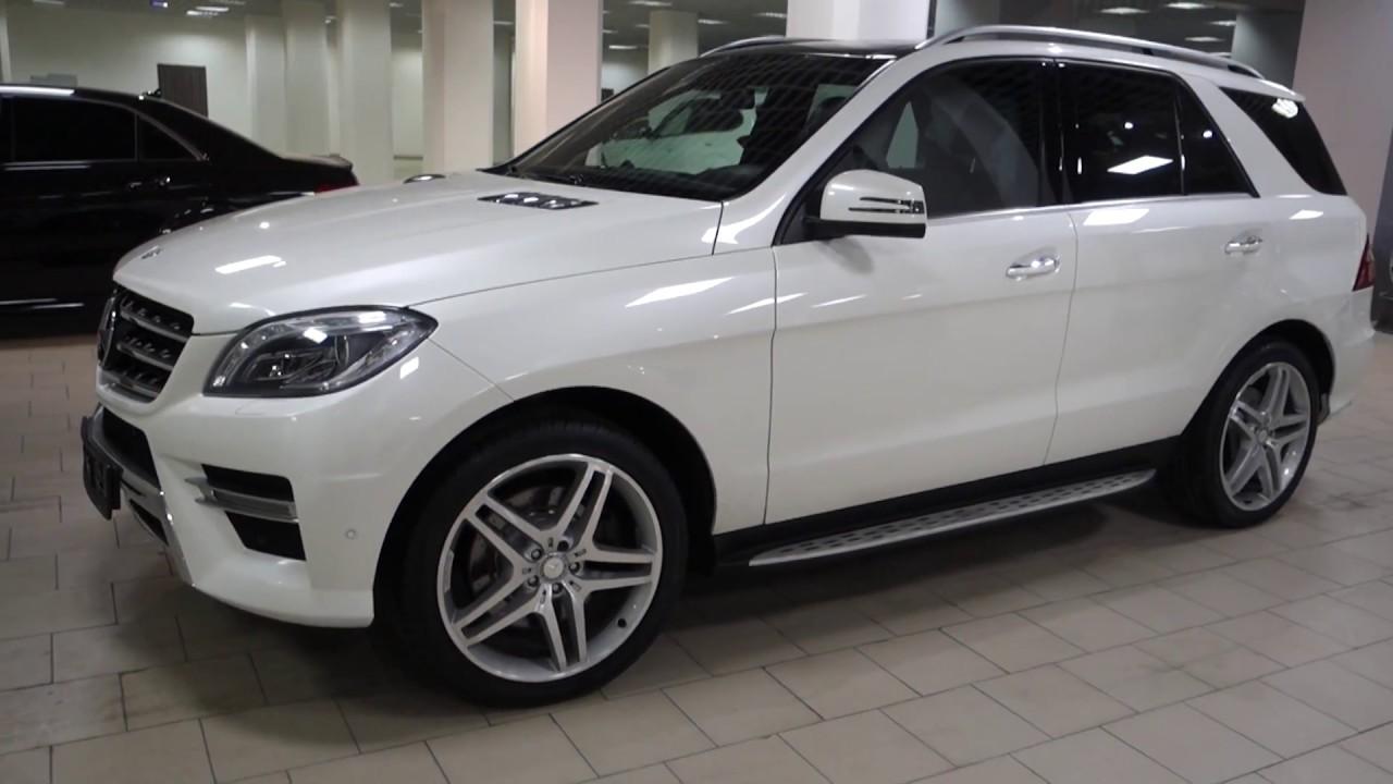 Купить Mercedes-Benz M-класса 2013 года (W166) бензин 306 л.с .