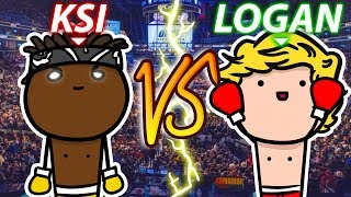 What Happens After KSI Beats Logan Paul?