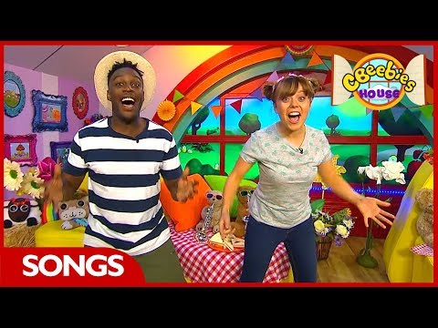 CBeebies House Songs | Jump Up For Summer Song