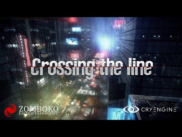 Crossing the Line (видео)
