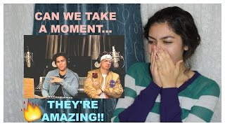 Reaction to ALEX AIONO AND WILLIAM SINGE