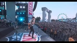Shawn Mendes NFL Kickoff - In My Blood