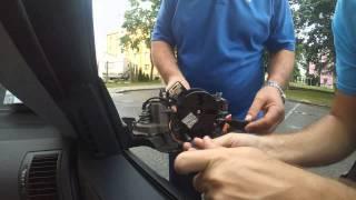 Octavia II 2009 Po Faceliftu Demontaz Zrcatka - Výměna Blikače