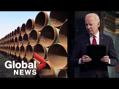 What does Biden's decision to block the Keystone XL pipeline mean for Canada?