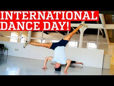 Amazing Dancers   International Dance Day 2018