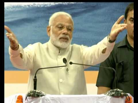 PM's speech at launch of various projects in Goa