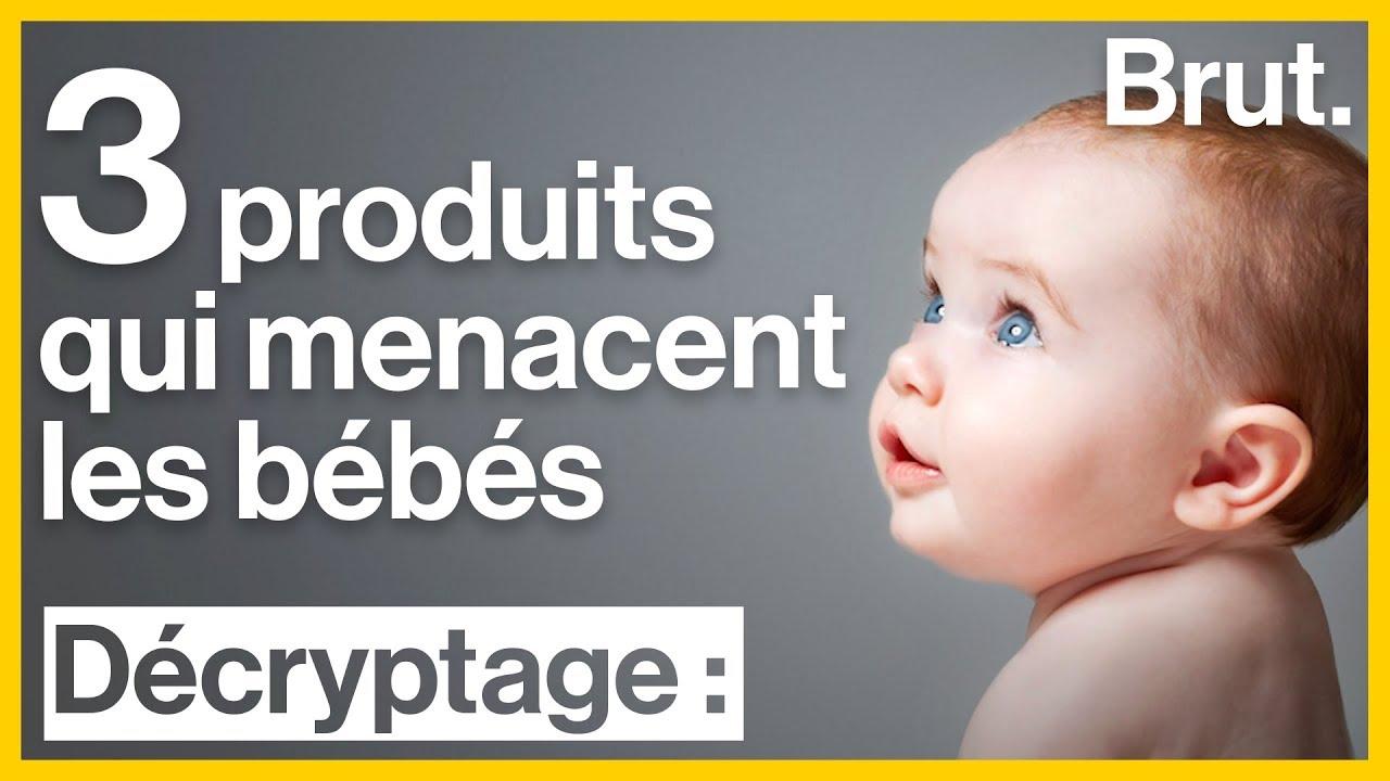 Ces produits d'hygiène potentiellement dangereux pour les bébés