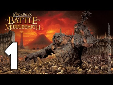 Властелин Колец: Битва за Средиземье #1 - Сражение за Мордор