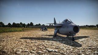 Как полетать на реактиве в War Thunder SAAB J-29A Tunnan (Без самолета 5 ранга)(, 2016-01-10T10:21:04.000Z)