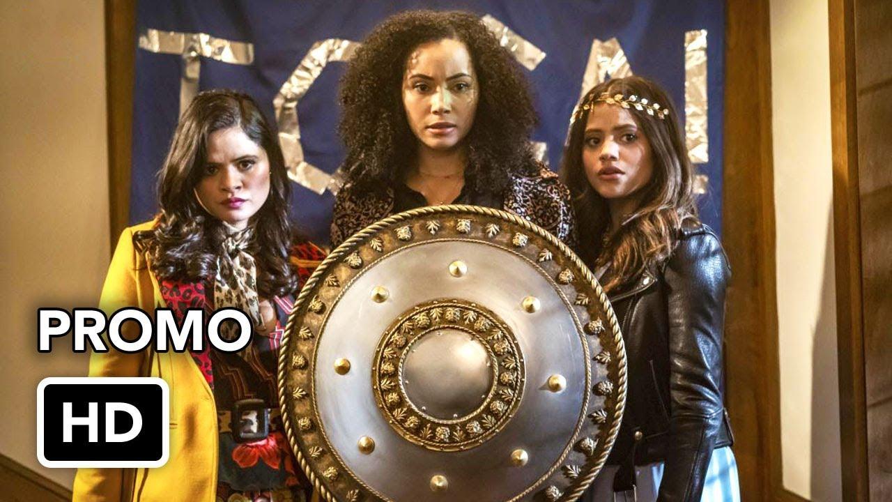 Charmed 1x15 Promo