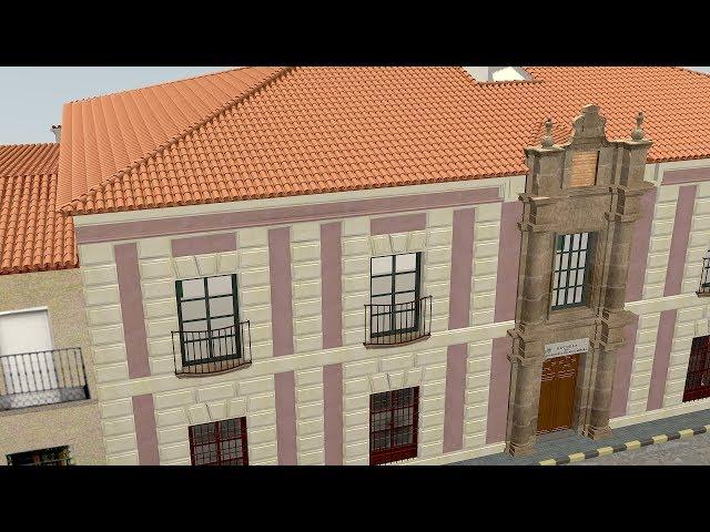 Visita Virtual Casa Academia de Minas de Almadén