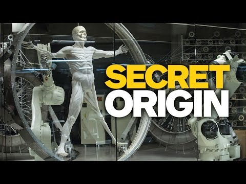 WESTWORLD CONNECTIONS The Secret Origin of Westworld Explained