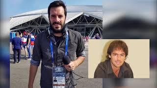 GABRIEL REGUEIRA se acuerda de Mariano Closs