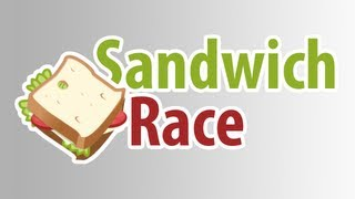 vuclip Sandwich Race #01 - Course Minecraft - (/w Heko & Néo)