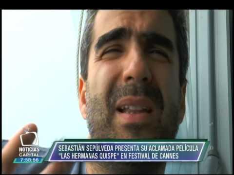 """Sebastián Sepúlveda presenta su aclamada película """"Las hermanas Quispe"""" en el Festival de Cannes"""