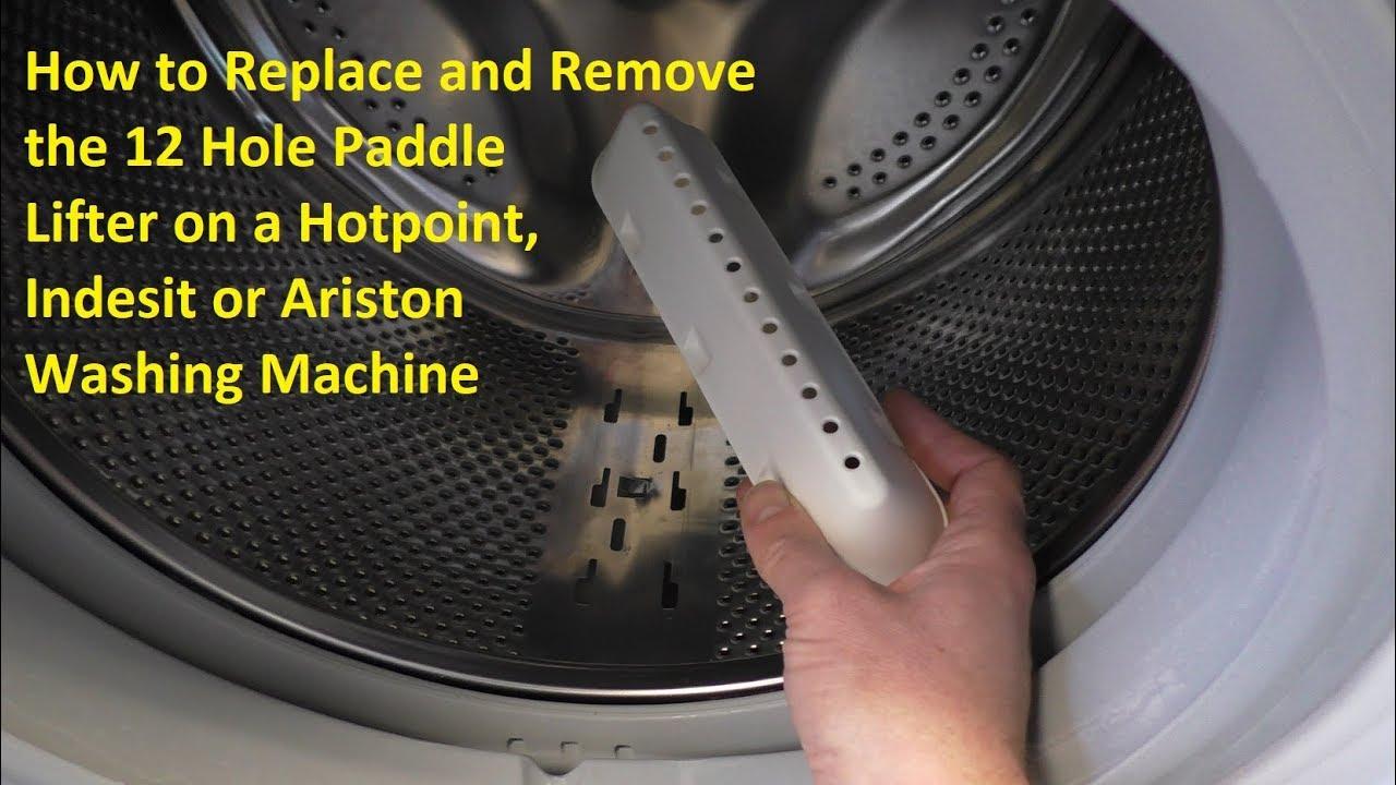 Home Appliances Washing Machine & Dryer Parts & Accessories HOTPOINT Washing Machine DRUM PADDLE/LIFTER *VERSION 3*