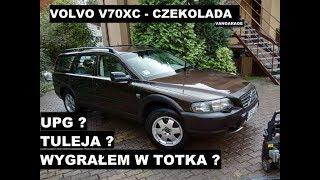 Volvo V70XC - Prezentacja - UPG - Czekolada