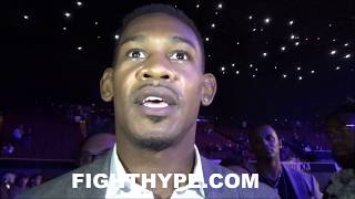 DANIEL JACOBS REACTS TO ANDRE WARD'S RETIREMENT; PLANS OPEN LETTER: