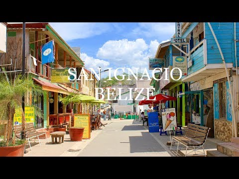 FINALLY MADE IT TO BELIZE!!! | SAN IGNACIO