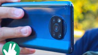 POCO X3 NFC Real World Camera Test