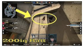 CSGO - SMARTEST PRO PLAYS