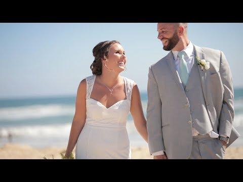 Cassie & Chris - Huntington Beach Wedding Film