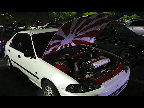 (Tokyo Drift in Real Life) Thailand Singha Light Present Singha Connection Idle Street 2016 Part1 from YouTube · Duration:  3 minutes 56 seconds