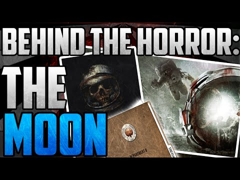 Behind The Horror: Moon | Area 51 & Real Life Radio Messages (The Making Of Call of Duty Zombies)