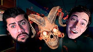 SUSTOS Y PRANKS CON CADUNA   HIDE AND SHRIEK Gameplay Español