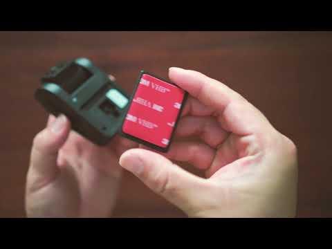 Aukey 4K Dashboard Camera Dashcam DR02J Video Quality, Setup +Actual Footage