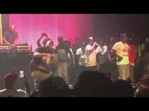 Jadakiss Styles P Young Ma Live Apollo The Originals
