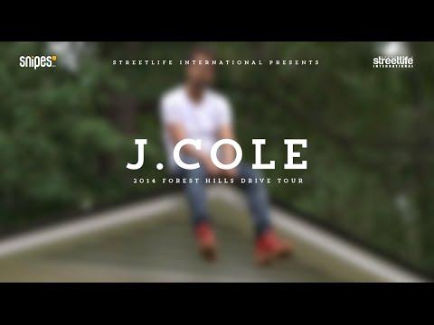 J.Cole feat. BAS, COZZ & OMEN (Tour Trailer 2015)