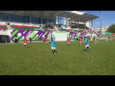 Pakistan Vs Indonesia Street Child World Cup Moscow ( Semi Final )