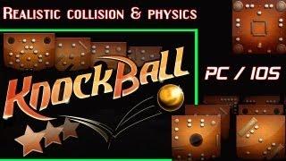 Knockball Gameplay PC / IOS HD