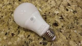 Review of GE Led Lightbulbs