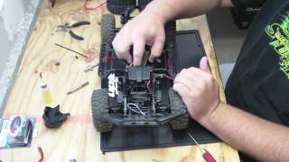 Axial SCX10 - Upgrade your Axial RTR Honcho vol 2
