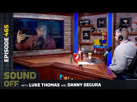 Can Nate Diaz Possibly Pick A Fight With Champ Khabib Nurmagomedov? | Sound Off #465