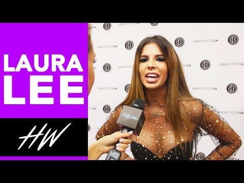 LAURA LEE Predicts Next Big Beauty Trend !!   Hollywire