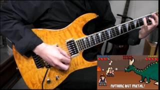Amplifier modeling is LINE6 POD HD-500 Treadplate. オリジナルのギタ...