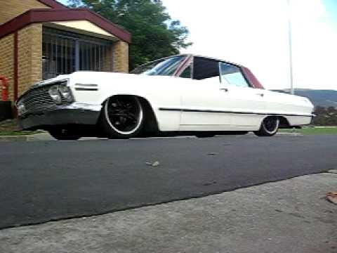63 impala 4 door chevrolet impala 4 door - 1963 Chevrolet Impala Air Bags Lowrider Hopping Airide