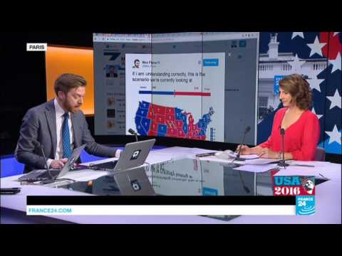 """US Elections: Social Media react to """"crazy night"""" and Donald Trump"""