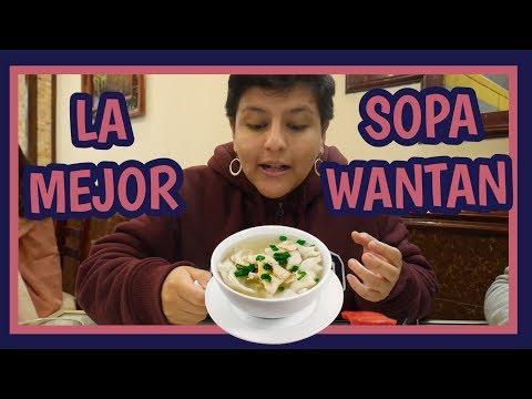 TOUR DE LA SOPA WANTAN - Ariana Bolo Arce
